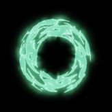 Blast Ray rocket boost icon