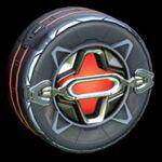 Teller wheel icon