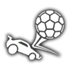 Clear Ball points icon