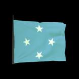 Micronesia antenna icon