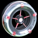 Galvan wheel icon