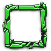 Damaged avatar border icon