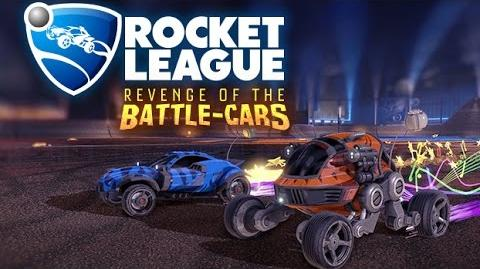 Rocket League - Revenge of the Battle-Cars DLC Pack Trailer