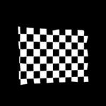 Big Checker antenna icon