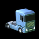 Euro Truck Simulator Rig antenna icon
