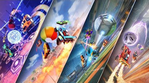 Rocket League® - Modes of May