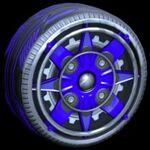 Sprocket wheel icon