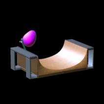 Half-Pipe topper icon
