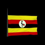 Uganda antenna icon