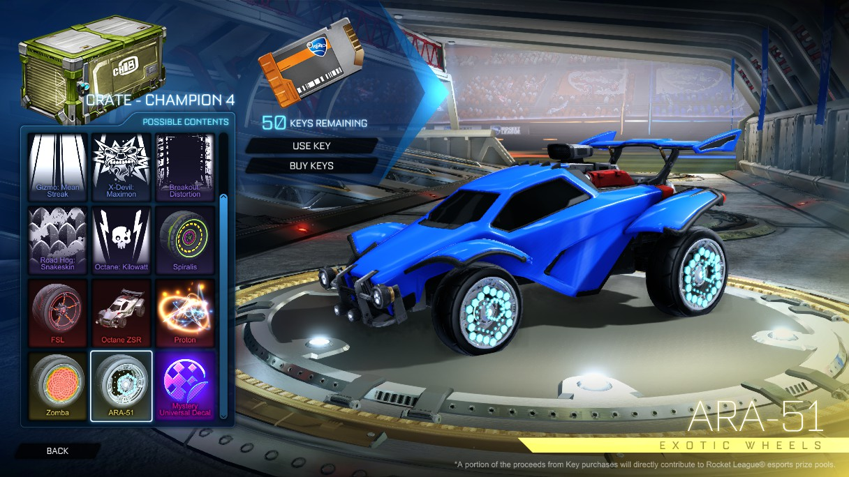 What Is A Crate Engine Wiki >> Image - Crate - Champion 4 - ARA-51.jpg | Rocket League Wiki | FANDOM powered by Wikia