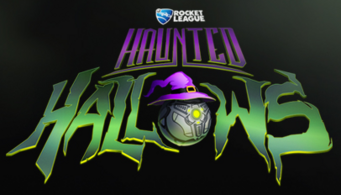 Haunted Hallows 2017 logo