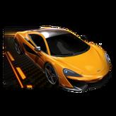 McLaren II player banner icon