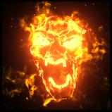 Hellfire goal explosion icon