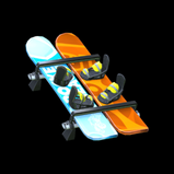 Snowboards topper icon