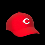 Cincinnati Reds topper icon