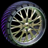 TP19 wheel icon