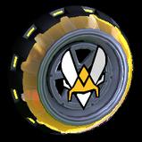 Usurper Team Vitality wheel icon