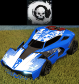 Skulls decal import