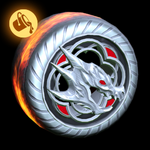 Draco wheel icon paint