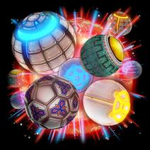 League Legacy goal explosion icon