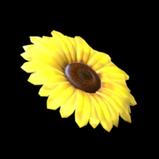 Sunflower antenna icon