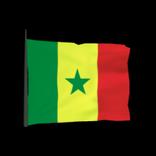 Senegal antenna icon