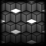 Tumbling Blocks decal icon