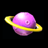 Planetoid antenna icon