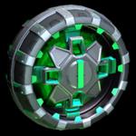 Collateral wheel icon