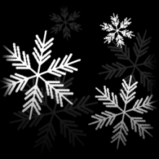 Snowstorm universal decal icon
