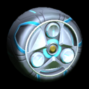 FGSP wheel icon sky blue