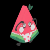Warm Watermelon antenna icon