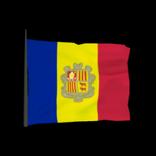 Andorra antenna icon