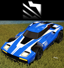 Turbo decal rare