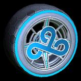 Apex Cloud9 wheel icon