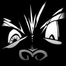 Ravenous decal icon