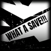 What A Save! decal icon