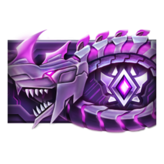 Season 5 - Grand Champion (Dragon) player banner icon