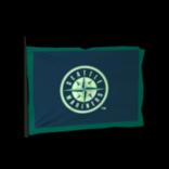 Seattle Mariners antenna icon