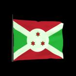 Burundi antenna icon