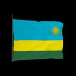 Rwanda antenna icon