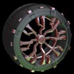 Shinkei wheel icon