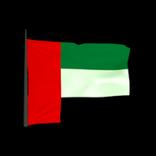 United Arab Emirates antenna icon
