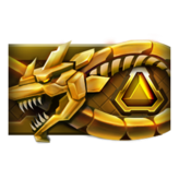 Season 5 - Gold (Dragon) player banner icon