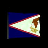 American Samoa antenna icon