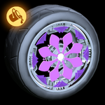 Kalos wheel icon paint