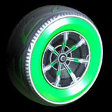 Razzle wheel icon