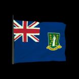 British Virgin Islands antenna icon