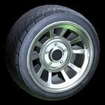 Mainstreet wheel icon