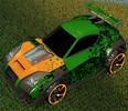 Super rxt decal orange rare